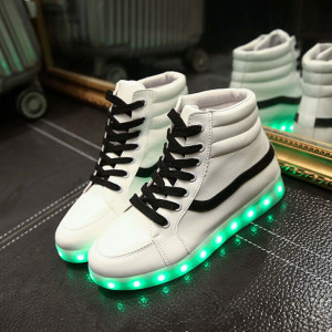 Unisex-Yeezy-Fashion-LED-font-b-Light-b-font-font-b-Up-b-font-Shoes-for